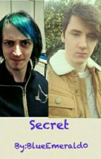 Secret (Dawko x DAGames) by BlueEmerald0