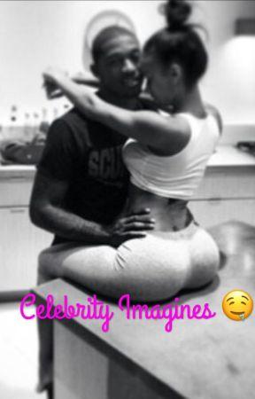 Temptation💦| Celebrity Imagines |  by LilLushAriana