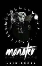 Monster // Chanyeol x Reader by lumi4lyfe