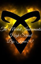 The Mortal Instruments - High School by Kmw247