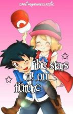 The Stars of Our Future (Amourshipping) by darlinyoureclazzic