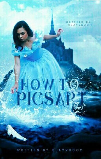 Picsart Book Cover Tutorial : How to picsart aralyn wattpad