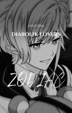 ZODIAC ➳ Diabolik Lovers by xx-storm