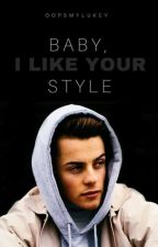 Baby, I like your style I Chris Schistad by Oopsmylukey