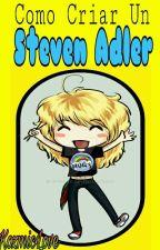 Como Criar Un Steven Adler #HairRock by kozmicLove