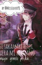 Si Sakamaki Reiji fuera mi hermano mayor gemelo perdido... by MissLover98