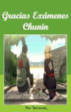 ShikaTema: Gracias Exámenes Chunin. (EN EDICIÓN) by Terraxia_