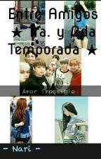 Entre Amigos..... BTS by KimSooJung2