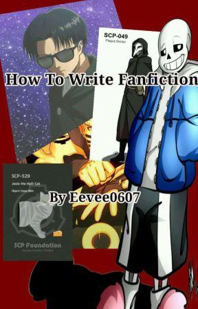 How to write fanfiction - Character Sheet - Wattpad