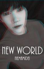 New World [yoonseok] by niemamidei