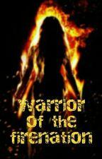 Kriegerin der Feuernation by kuroofoxy