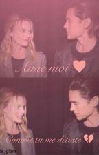 """ Aime moi comme tu me déteste "" • Jargot •  by alyss_glam"