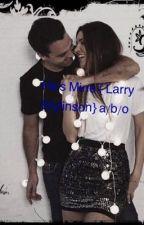 He's Mine { Larry Stylinson } a/b/o by GeekyWeirdPerson04