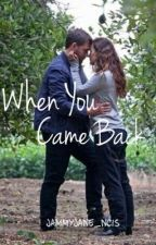 When You Came Back: NCIS Tiva Fanfic by jammyjane_ncis