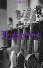 Broken Strings | Shawn Mendes  [MINI SEQUEL] by shawnsrosess