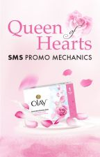 "Olay's ""Queen of Hearts"" SMS Promo by OlayPH"