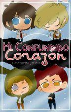 Mi Confundido Corazón [Fnafhs y Tu] #FNAFHS by Criaturita_rubia