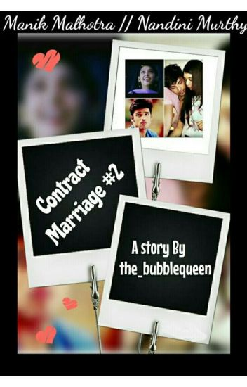 MaNan SS Contract Marriage #2