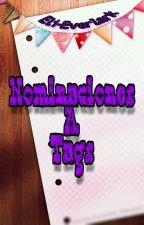 Nominaciones A Tags by Eli-everlark