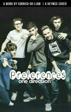 One Direction: Preferences. by Sorriso-do-Liam