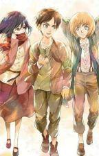 Zodiac Shingeki No Kyojin | [Terminada] by YERINDANCE