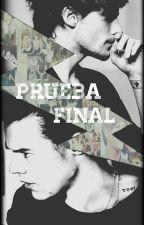 Prueba Final  by Prim0708