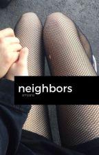 Neighbors  ☾Yoongi☽ by armyana