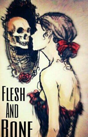 Flesh and Bone  ◇Bucky Barnes◇ by authorsbane