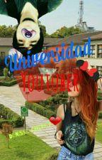 Universidad Youtuber >Doblecero Y Tu< by Denisse-Cheney