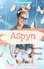 This Girl named ASPYN by SweetMeryana