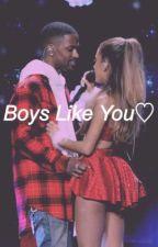 Boys Like You ||Seaniana by forcvergirl