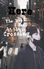 Here - The boy I met at the crossing by kookiessmile