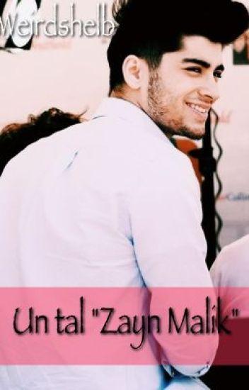 """Un tal """"Zayn Malik""""."""