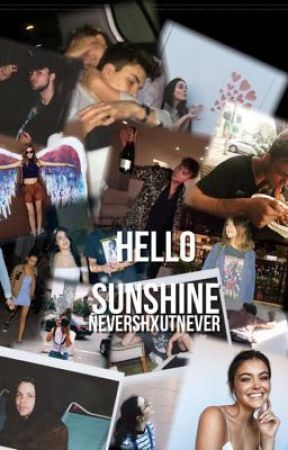 Hello Sunshine a.f by nevershxutnever