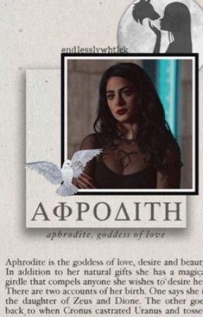 APHRODITE.                                                   paul lahote. (1)  by endlesslywhtlck