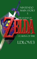 Nintendo Main Story 1: Ocarina Of Time by ldlove3