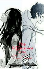 The Difference of the Two Person by Haryleen