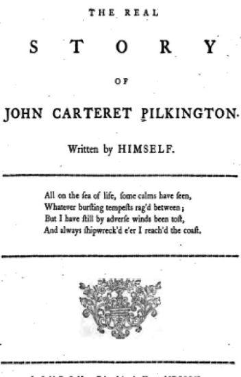 The True Story of John Carteret Pilkington