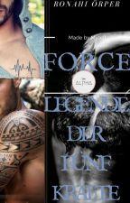 Force Legende der fünf Kräfte by ronai13