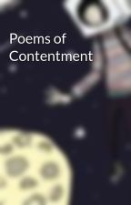 Poems of Contentment by loser_with_a_story