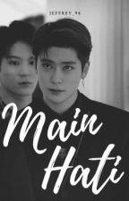 Main hati; Jaehyun by jeffrey_94