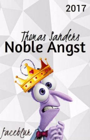 Noble Angst (Prince x Anxiety- Thomas Sanders)  -Prinxiety- by faceblur
