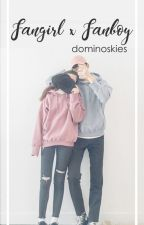 Fangirl x Fanboy by dominoskies