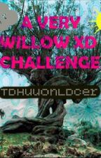 A VERY WILLOW CHALLENGE by Aeri_Lyfe
