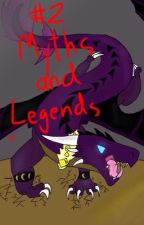 Myths And Legends - ArtBook 2 by OnariArt