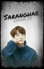 Saranghae.| Jungkook by BlueRaspery_12321
