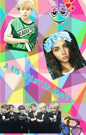 A BTS STYLIST AN A.R.M.Y. by chimchim1999