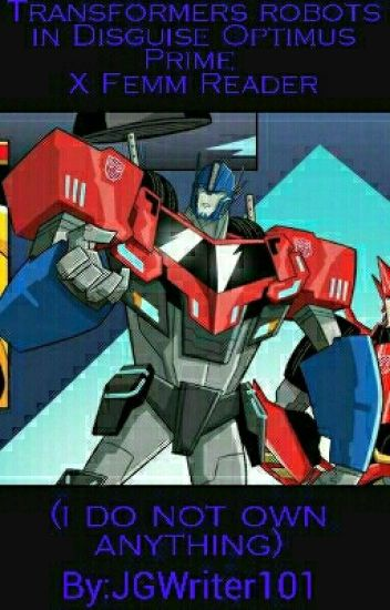 Transformers robots in Disguise Optimus Prime X Reader