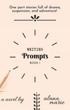 Writing Prompts by Aquamarine1999