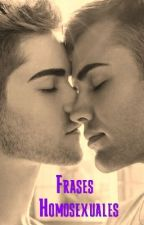 Frases homosexuales - LGBT by Simon-Templar